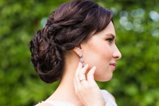 bride, makeup marlton, bridal hair marlton